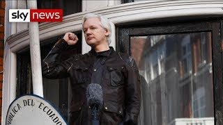 Julian Assange: Fugitive or hero?