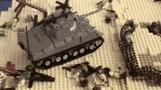 D-Day Lego Stopmotion