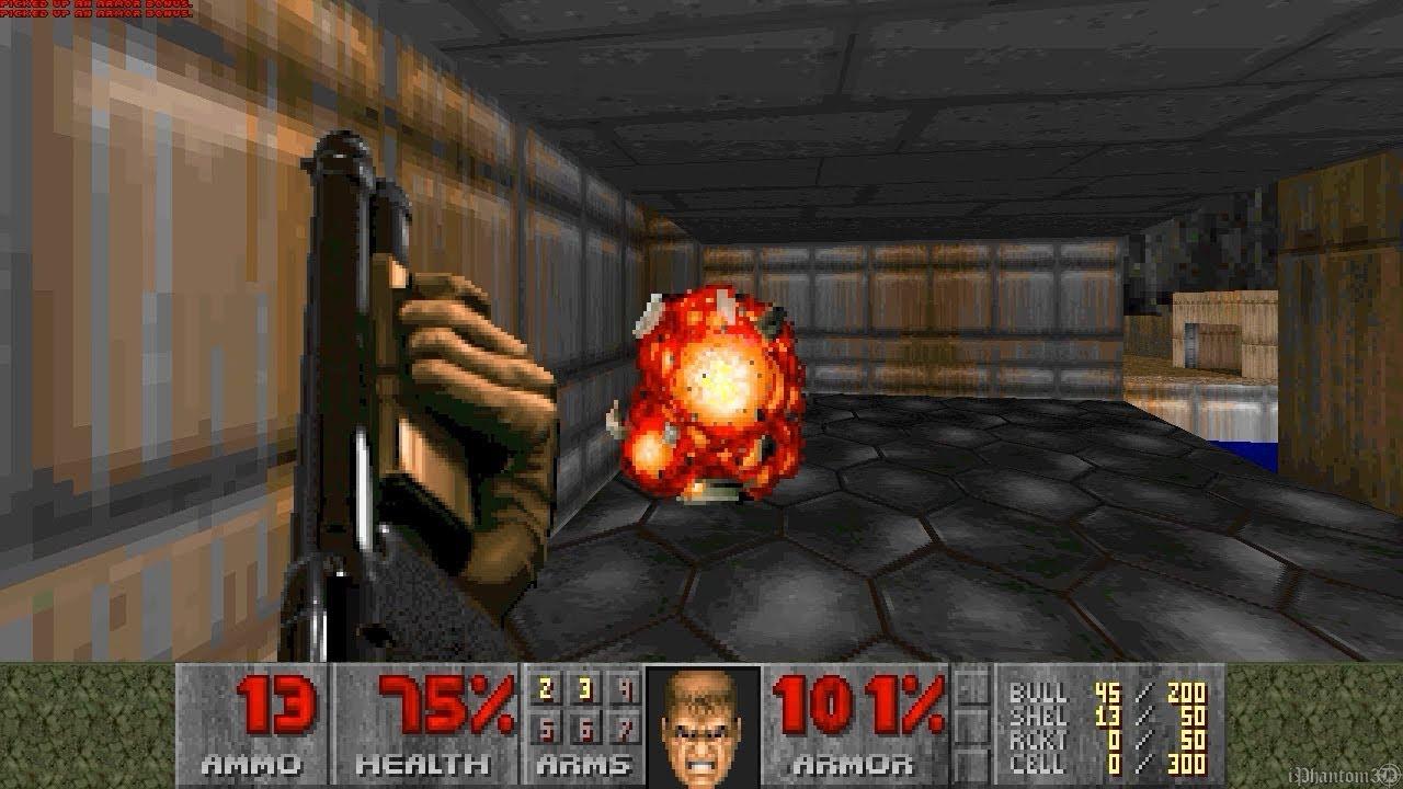 Resultado de imagem para Doom 1