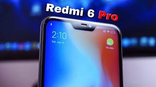 Xiaomi Redmi 6 Pro Full Review In Bangla !! Budget Notch!!