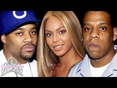 Dame Dash tried to steal Beyonce away from Jay-Z | Jay and Dame fall out over Aaliyah?