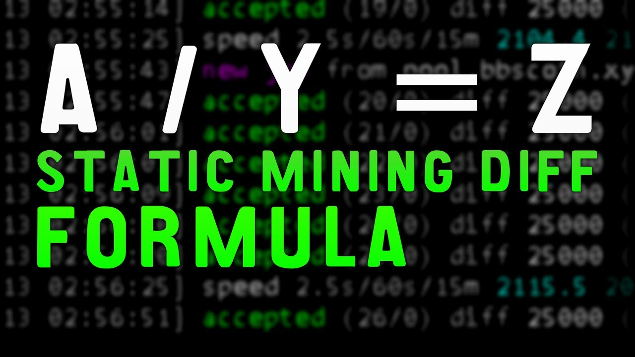 Cryptocurrency mining difficulty charter nhl betting tips 1x2 lumber