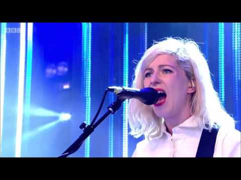 "ALVVAYS - ""Your Type"" Live At Glastonbury 2015"