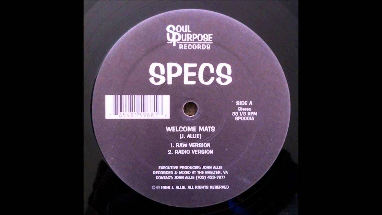 Download Specs - Welcome Mats