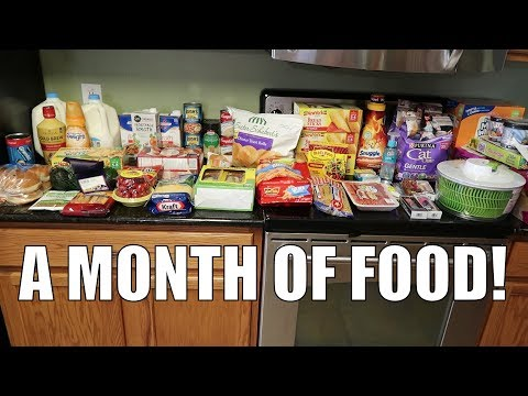 september-monthly-meal-plan-&-grocery-haul