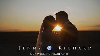 Jenny & Richard - Wedding Highlights Film at Clock Barn - Chris Spice Films