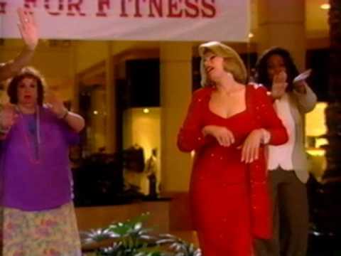 Joan Rivers - Shopping for Fitness Rap