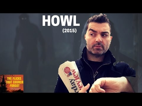 HOWL (2015) Movie Review - Werewolves on a train! Ed Speelers