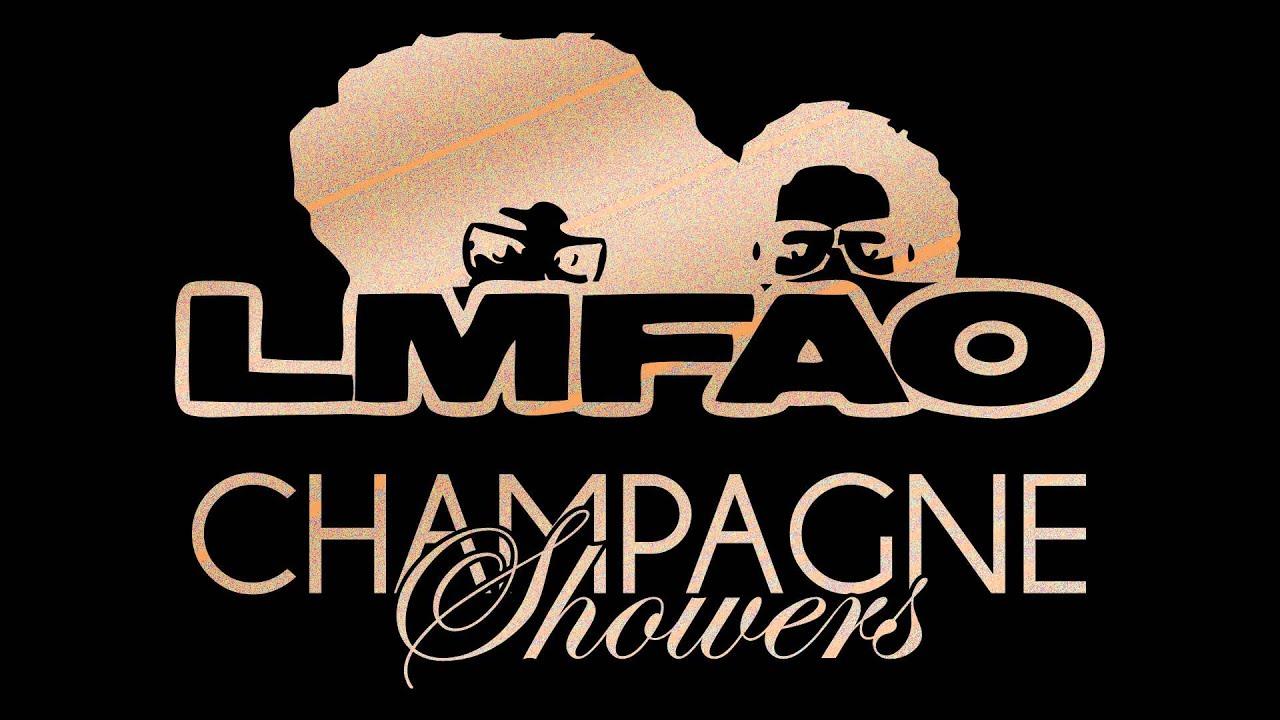 lmfao champagne showers
