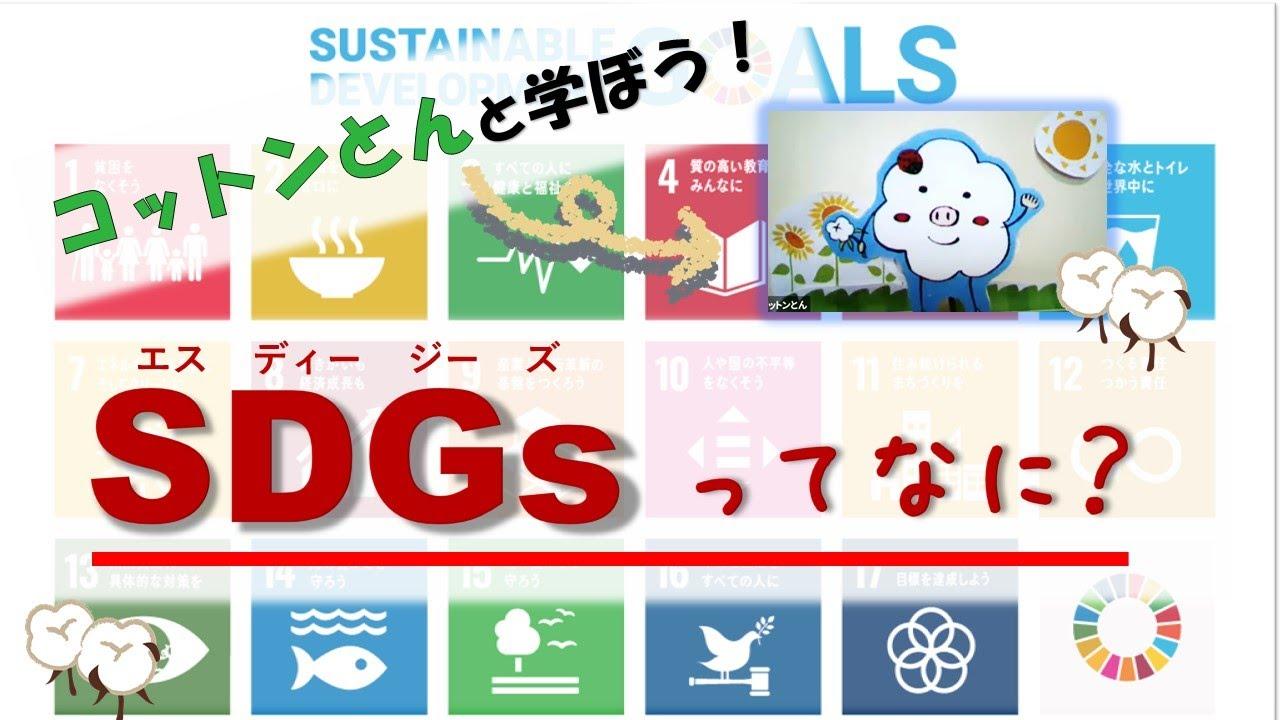 は エスディー ジーズ と 持続可能な開発目標