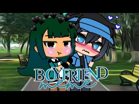 Luni X Ramunade Boyfriend Meme   Gacha Life Meme