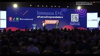 Jornada E+E - Fuerza emprendedora
