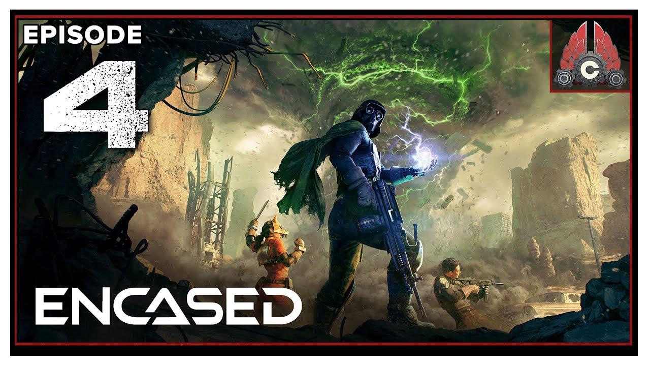 CohhCarnage Plays Encased - Episode 4