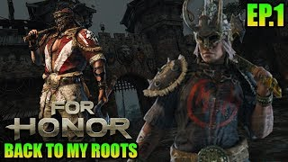 Baixar For Honor : Back to my Roots Ep. 1 ( Feat. Berserker )