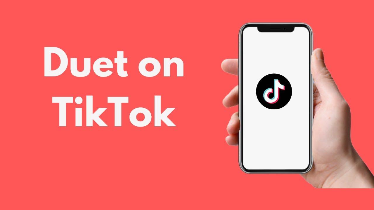 How To Duet On Tiktok 2021 Duet On Tiktok Youtube