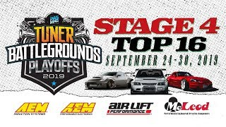2019 PASMAG Tuner Battlegrounds Playoffs: Stage 4 (Top 16)
