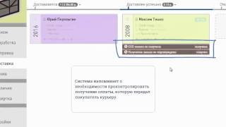 Order.Processor - Урок 2: планирование доставки и завершение заказа