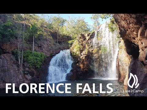 Florence Falls 2WD Campground - Litchfield National Park