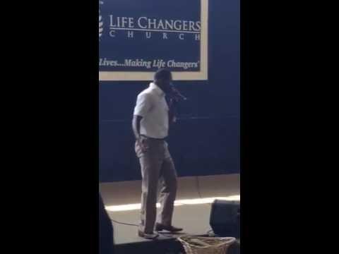LIFE CHANGERS CHURCH - TORONTO AUG 28TH