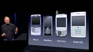 Download Steve Jobs introduces iPhone in 2007 Mp3 and Videos