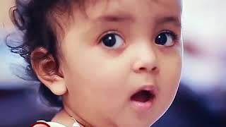 Very cute girl  kid version of kirik party belageddu yara mukhava video  song