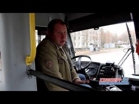 """Он вернулся!""""Автобус-выручалочка"""" снова в Кингисеппе. Рады? KINGISEPP.RU"""