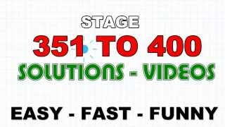 Brain Dots Level 351 to 400 [SOLVED] easy, funny & fast solution | @Tips@$$ | Part – 8/11