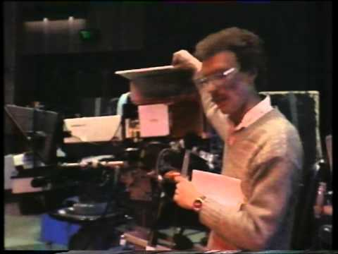 BBC TV Studio N and Studio A, Manchester - 1979 Guided Tour