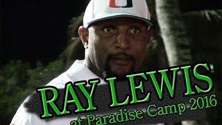 Paradise Camp 2016: Ray Lewis' intense speech