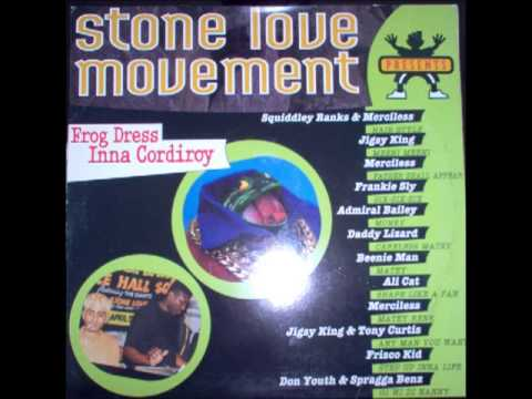 Corduroy Riddim mix 1994 (Stone Love) Mix By Djeasy
