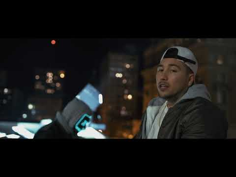 Vic Sage and FVMELESS - OMF (Out My Face) music video
