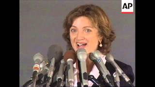 USA: WASHINGTON: JENNIFER HARBURY TO SUE THE CIA