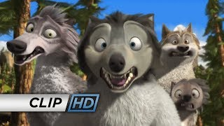 Alpha and Omega (2010) - 'Wolf Pile'