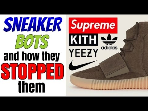 b83c819477 How To BEAT Online Sneaker Bots + Unboxing | @crtsdsnkrs