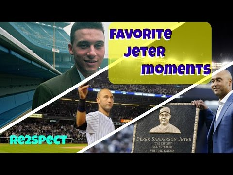 Fav Derek Jeter Memories and Retirement Ceremony Reaction.