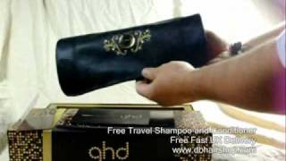 ghd Standard Midnight Collection - Whats In The Box