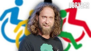 The Paralympics Are A Superior Sporting Event. Josh Blue