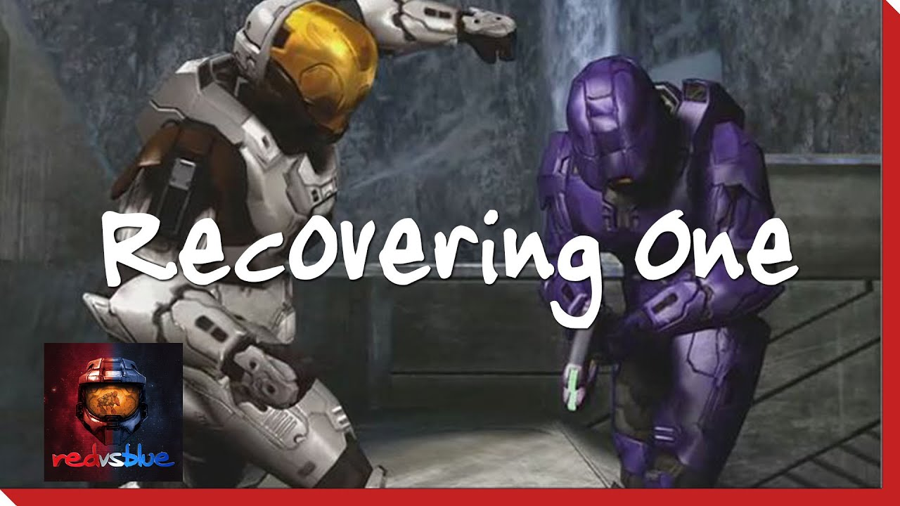 Download Season 8, Chapter 4 - Recovering One   Red vs. Blue