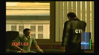 24: The Game (PS2) Interrogation Gameplay