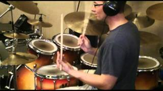 Matt Redman - You Never Let Go , Drum Cover