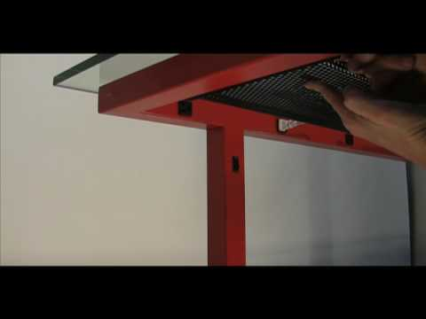 Designing for Cutting Cable Clutter, Part 2: Desks with Built-In Solutions