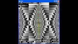 Try IBNIZ ! 041:The metamorphosing spindle