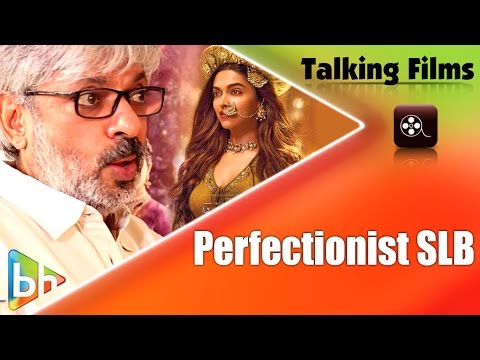 Sanjay Leela Bhansali On Bajirao Mastani | Love & Obsession For Detailing