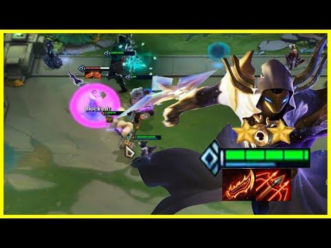 Secret Broken Kassadin Build (Unkillable)    TFT Highlights & Best Moments   Teamfight Tactics