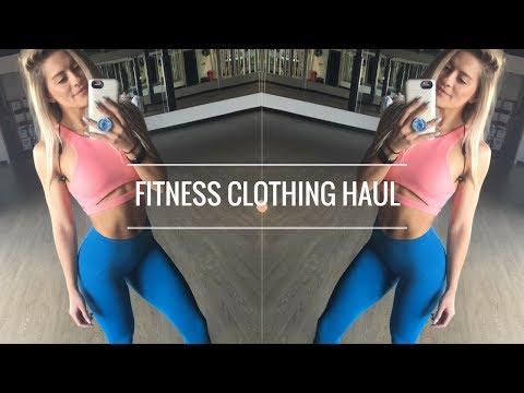 Workout Clothing Haul | Summer 2017 Favorites