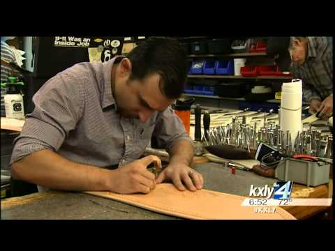 Made In The Northwest: Hickman Saddlery