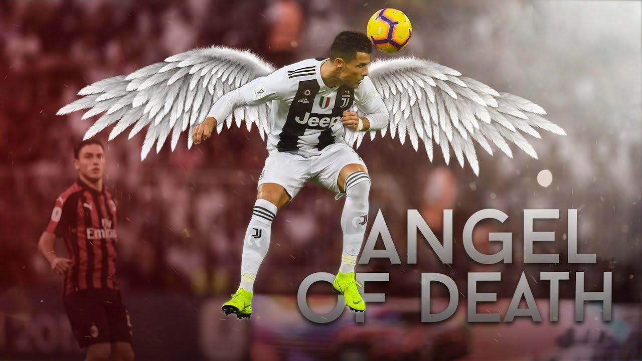 Cristiano Ronaldo - Angel Of Death - Skills & Goals 2019