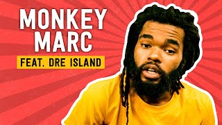 Monkey Marc Yaad N Abraad feat Dre Island Official