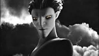 Pitch Black | Monster | Rise of the Guardians (Boogeyman)