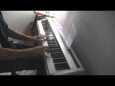 Final Fantasy I - Chaos Temple (piano cover)